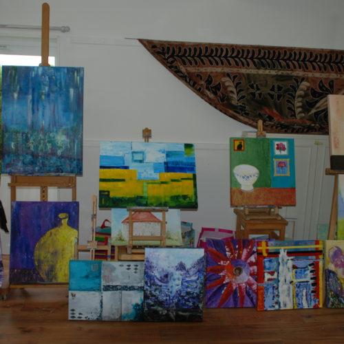 Karin Touw schilderweken